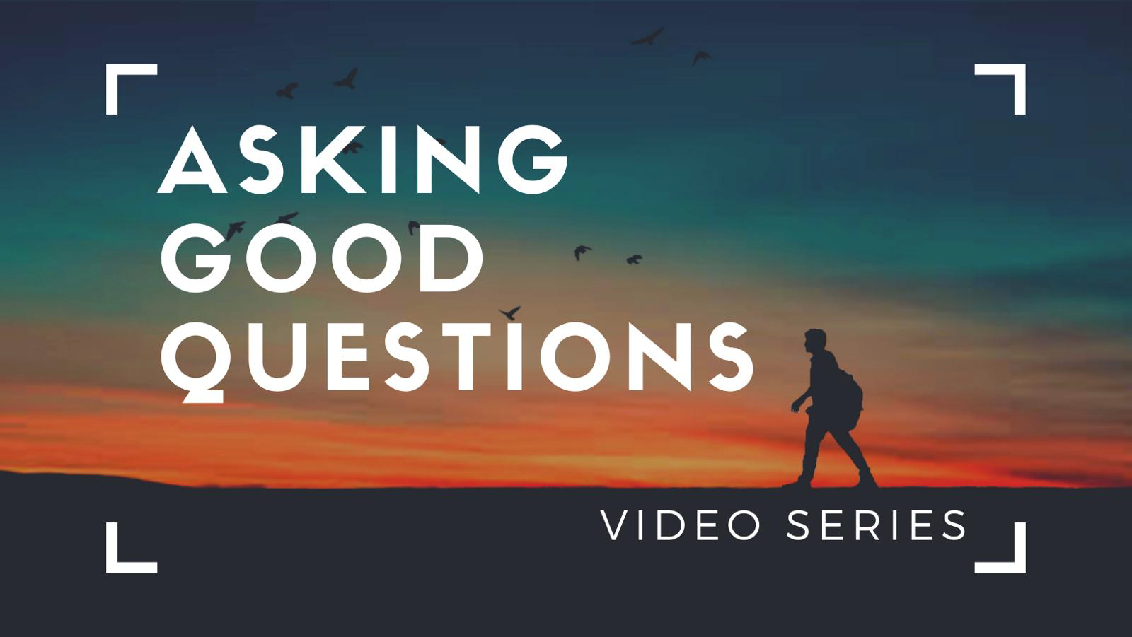 Asking Good Questions: What is Theology and Why does it Matter?