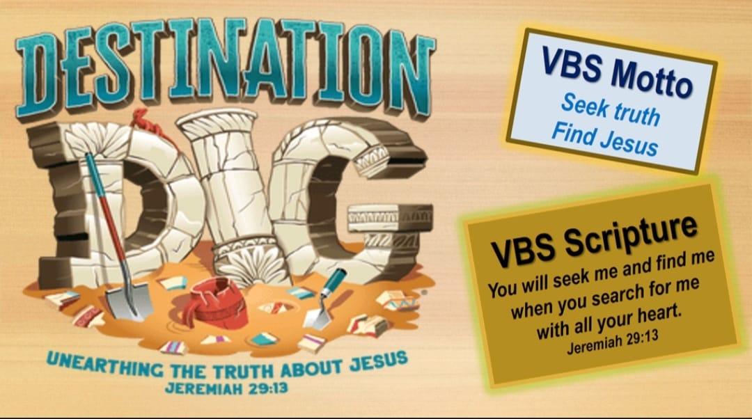 SCBC Virtual VBS 2021